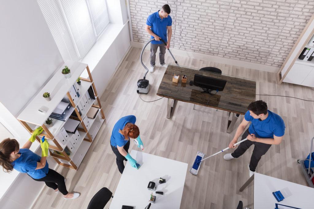 заказать генеральную уборку квартиры